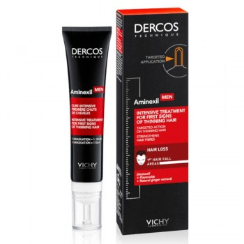 dercos aminexil men tratamiento intensivo 36 ml