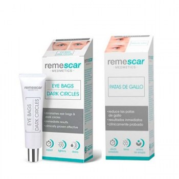 remescar bolsas y ojeras 16ml regalo patas de gallo
